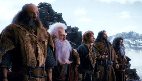 Peter Jackson's The Hobbit The Desolation of Smaug